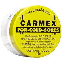 Carmex For-Cold-Sores Lip Balm Jar, 0.25 OZ