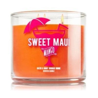 Bath & Body Works® Sweet Maui Mango 3-Wick Candle