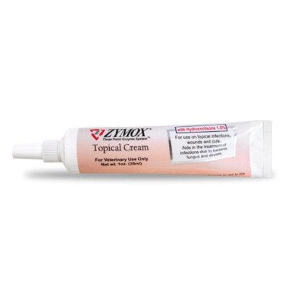 Zymox ZYMOX Hydrocortisone Topical Pet Cream