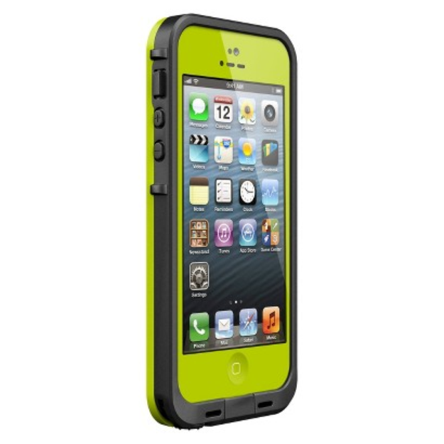 LifeProof Lifeproof Fre Cell Phone Case for iPhone 5 - Lime (1301-07)