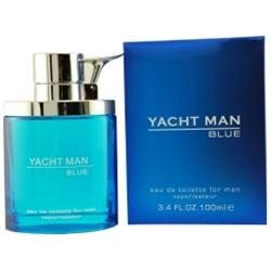 Myrurgia Yacht Man Blue 3.4 oz EDT Spray