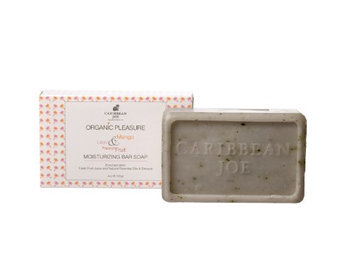 Caribbean Joe Organic Pleasure Moisturizing Bar Soap