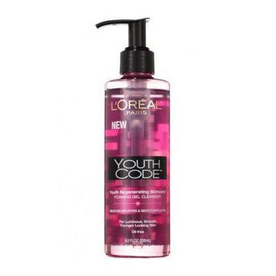 L'Oréal Paris Youth Code™ Youth Regenerating Skincare Foaming Gel Cleanser