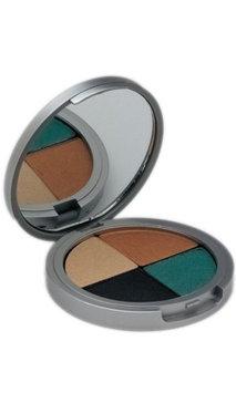 The Organic Face 100% All Natural Quad Eye Shadows - Shabby Chic