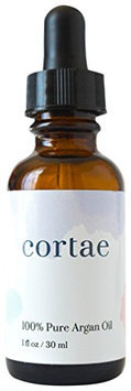 Cortae Cosmetics 100% Pure Moroccan Argan Oil ECOCERT Certified - 1.0 oz