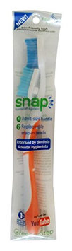 Snap Toothbrush System Individual Pack
