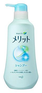 KAO Merit Shampoo Pump