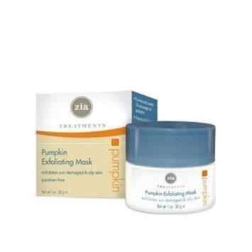 Zia Natural Skincare Pumpkin Exfoliating Mask .25 OZ