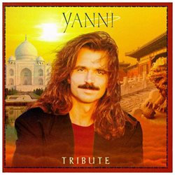 Virgin Yanni ~ Tribute (used)