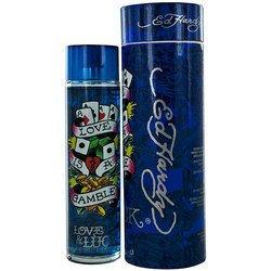Christian Audigier Ed Hardy Love and Luck Eau de Toilette Spray for Men