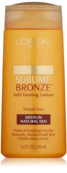 L'Oréal Paris Sublime Bronze Self-Tanning Lotion