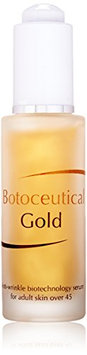 Fytofontana Cosmeceuticals Botoceutical Gold Anti-Wrinkle Biotechnology Serum for Adult Skin Over 45