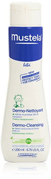 Mustela Dermo Cleansing Gel for Hair and Body for Kids