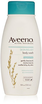 Aveeno Active Naturals Fragrance Free Skin Relief Body Wash