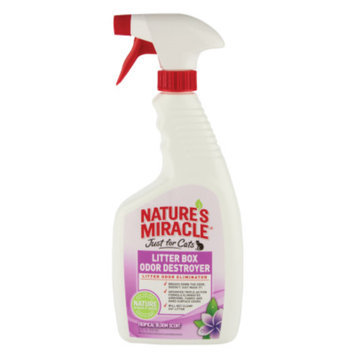 Nature's Miracle NATURE'S MIRACLETM Tropical Bloom Litter Box Cat Odor Destroyer