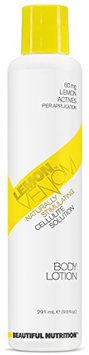 Beautiful Nutrition Lemon Venom Cellulite Solution Body Lotion