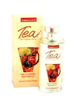 Arrogance T.E.A Red Fruits By Schiapparelli Pinkenz For Women. Eau De Toilette Spray 3.38 Oz.
