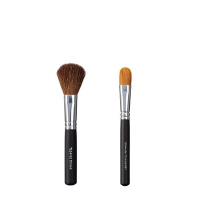 ON&OFF Tapered Cheek and Ultimate Concealer Makeup Brush