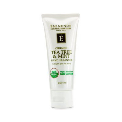 Eminence Organics Tea Tree and Mint Hand Cleanser