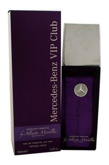 Mercedes-Benz VIP Club Addictive Oriental Men's Eau de Toilette Spray