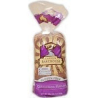 Glutenfreepalace.com Canyon Bakehouse Gluten Free Cinnamon Raisin Bread, 18 Oz. (10 Pack)