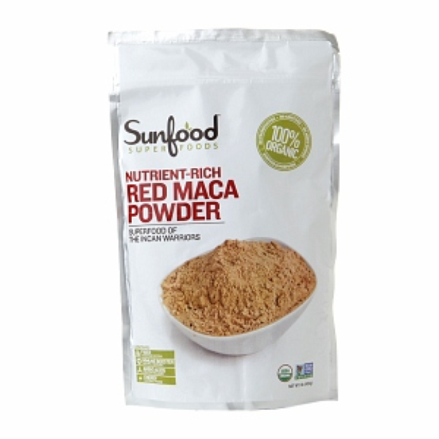 Sunfood Superfoods Red Maca