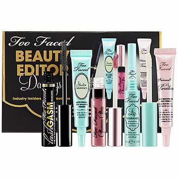 Too Faced Beauty Editor Darlings Set