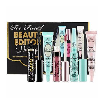 Too Faced Beauty Editor Darlings Set