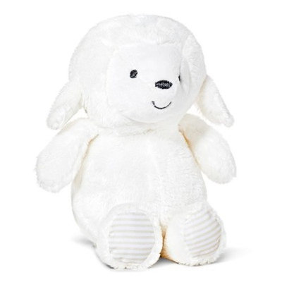 Just One You™ Made by Carter's® Baby Plush Beanbag Lamb Toy