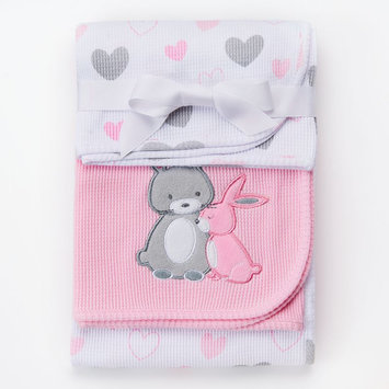 Just Born 2-Pk. Floral Receiving Blankets