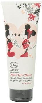 Laline Minnie Loves Mickey Shower Gel