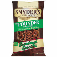 Snyder's Of Hanover Sourdough Specials Pretzels
