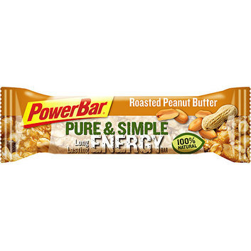 PowerBar Pure and Simple Energy Roasted Peanut Butter