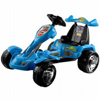 Lil' Rider Blue Ice Battery Operated Go-Kart