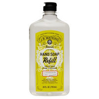 J.R. Watkins Naturals Hand Soap Refill, Aloe & Green Tea, 24 fl oz