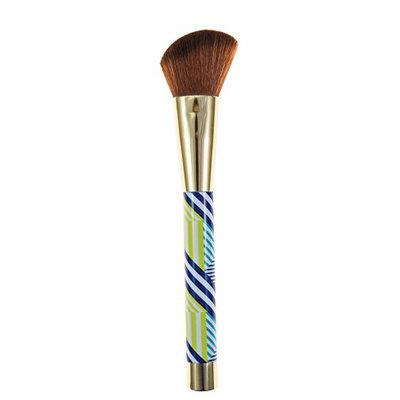 Danielle Enterprises Macbeth Nauti Collection Angled Blush Brush