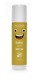 Acure SPF 30 Baby Sun Lotion