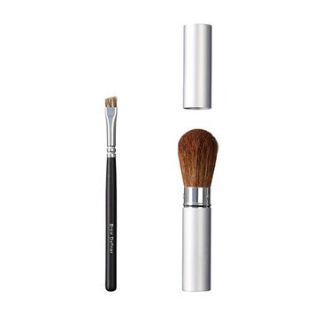 ON&OFF Brow Definer and Take Along Face Makeup Brush