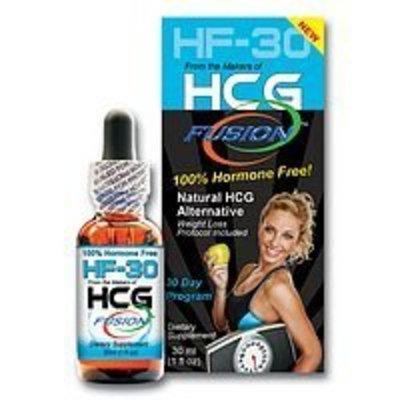 Nutri-fusion Systems HCG FUSION HF-30,100% HORMONE FREE 1 OZ 1-EA