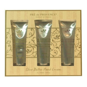 Pre De Provence Hand Creme, Set Of 3, 1-Ounce