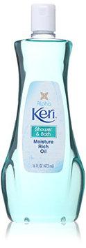 Alpha Keri Shower & Bath Oil - Moisture Rich Body Oil 16 Ounces