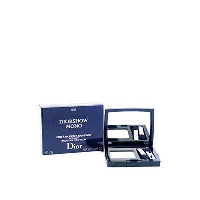 Christian Dior Diorshow Mono Wet and Dry Backstage Eyeshadow