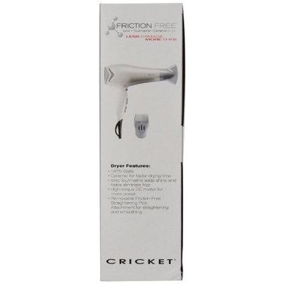 Cricket Centrix Pro 5300 Professional Friction Free Ionic Tourmaline Ceramic Hair Dryer