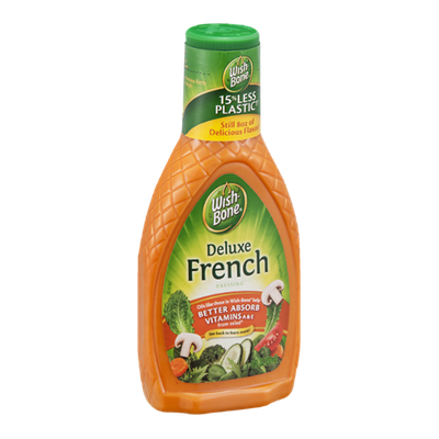 Wishbone Deluxe French Dressing