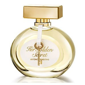 Antonio Banderas Her Golden Secret EDT Spray for Women
