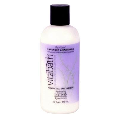 Vitabath Hydrating Lotion, Lavender Chamomile, 12 fl oz
