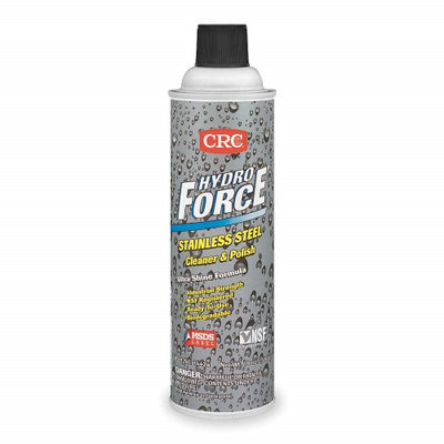 CRC 14424 Cleaner and Polish, Size 20 oz.