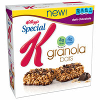 Special K® Kellogg's Chewy Dark Chocolate Granola Bars