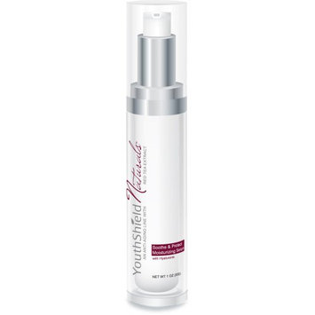 YouthShield Naturals Soothe and Protect Moisturizing Serum with Hyaluronic Acid