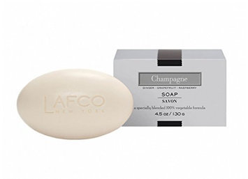 Bar Soap Champagne 4.5 oz by LAFCO House & Home